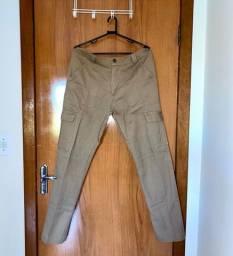 Coturno mais calças #DESAPEGOS *