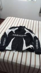 Conjunto Macacão Motociclismo Alpinistar De Cordura LEIA A DESCRIÇÃO!