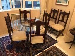 Cadeiras para mesa