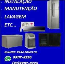 Refrigeração geral
