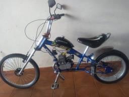 bicicleta motorizada top!
