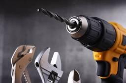 Instalador - Faço instalações em geral. Eletricista, Bombeiro, etc...