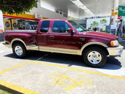 Ford F-150 Lariat Supercab Flareside 4wd