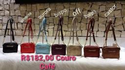 Bolsas Couro Café Oficial