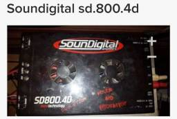Sd800 x4 modulo soundigital