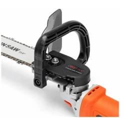 Adaptador Motoserra  Para Esmerilhadeira / Lixadeira Manual Eixo M10 e M14