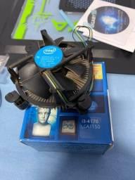 Intel i3 4170 para games NA CAIXA!!!