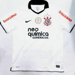 Camisa Corinthians retrô