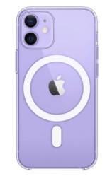 Capa MagSafe IPhone 12 Mini transparente