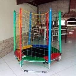 Aluguel Pula Pula 1,50m por 30 dias de diversão em casa
