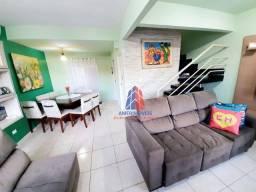 Sobrado com 3 dormitórios à venda, 98 m² por R$ 430.000 - Condomínio Village das Américas