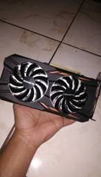 Placa De Vídeo 1050 Ti 4Gb Gigabyte Semi nova