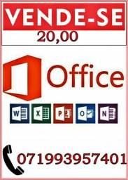 Pacote Office professores