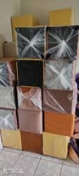 Puffs quadrados 40x36