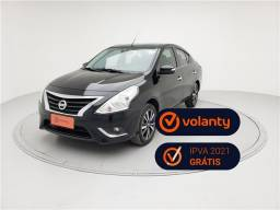 Nissan Versa 2019 1.6 16v flexstart sl 4p xtronic