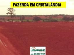 Fazenda município de Cristalândia Tocantins