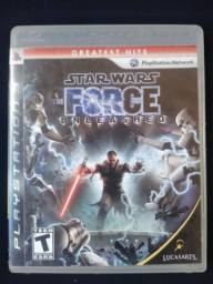 STAR WARS (THE FORCE )JOGO PS3