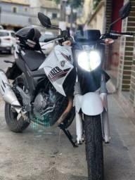 V/T fazer 250 cc 2015