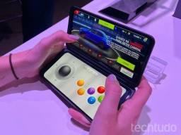 Capa para jogos LG G8x thinq