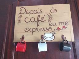 Placa café