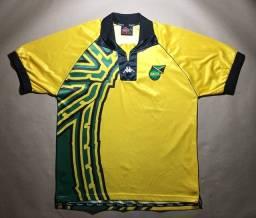 Camisa Seleção Jamaica 1998