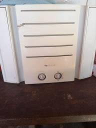 Ar condicionado 110vt Springer 10.000btus troco por geladeira