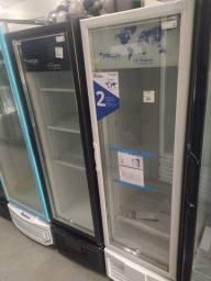 freezer vertical 284 litros porta de vidro pronta entrega *douglas