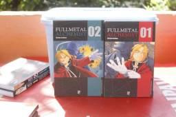 Fullmetal Alchemist Vol. 1 ao 4