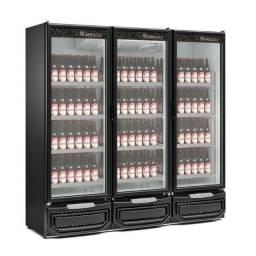 Cervejeira 3 portas gelopar pronta entrega *douglas