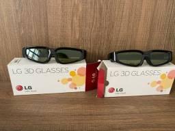 4 óculos 3D novo