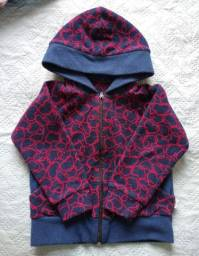 Lote 3 blusas de soft fleece usadas - tamanho 3 - blusa de frio