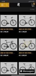 Bicicleta Raf + transbike