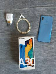 Celular Galaxy A30 em estado de novo !