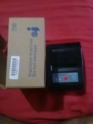 Impressora via Bluetooth zerada na caixa ainda
