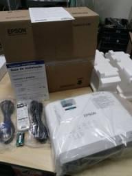 projetor de video epson s39 novo na caixa