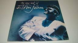 LP Vinil - Elton John - The Very Best - 1.985 - 26 músicas - álbum duplo