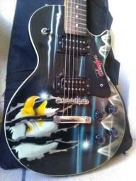 Guitarra Les Paul Golden Especial Edition