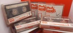 Pack Fitas K7 Originais DJ Celso