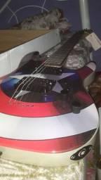 Guitarra Phx na caixa