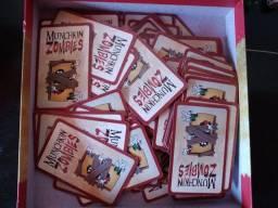 Jogo de carta Munchkin Zombies