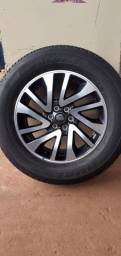 Roda Nissan Frontier aro 18 original