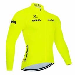 Camisa ciclismo Strava Gran Fondo