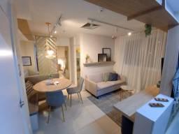 Apartamento na regiao passare 2 quartos com documentação grátis e entrada em 48 vezes