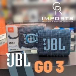 lançamento jbl go3 100% Original Promoção dias das Mães