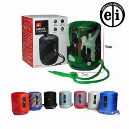 Entrega grátis - Caixa De Som Bluetooth Xtrad Xdg-129