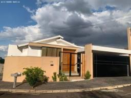 Casa de 3 quartos para venda - Parque Residencial Santa Gertrudes - Marília
