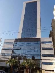 Sala comercial c/ garagem privativa em prédio de alto padrão