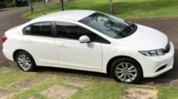 Honda Civic 2012/2012 LXL 1.8 Aut Multimídia Completo NOVO - 2012