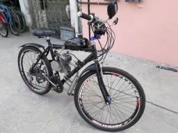 Bicicleta de Motor a Gasolina