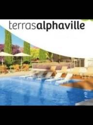 Terreno condomínio Terras Alphaville